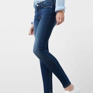 MANGO Elektra Skinny Jeans EUC
